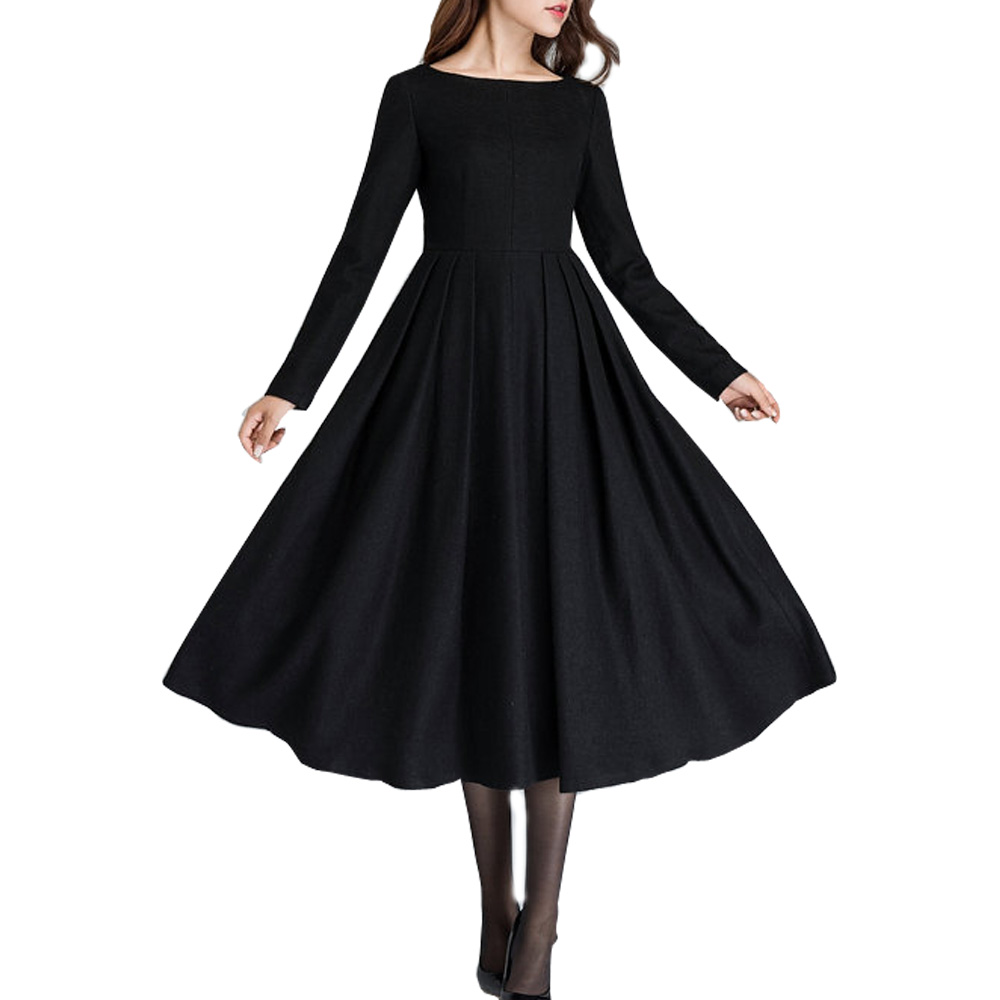 все цены на Mother and Daughter Clothes Sexy Family Long Sleeve Women Dresses For Party and Evening Dress A-Line Prom Dresses For Women