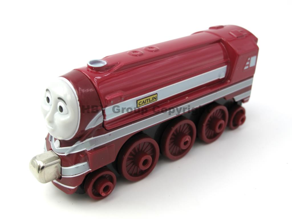 Diecast Toy Vehicles Train CAITLIN Fit For BRIO Toy Car T022D Truck Locomotive Engine Railway Toys For Children