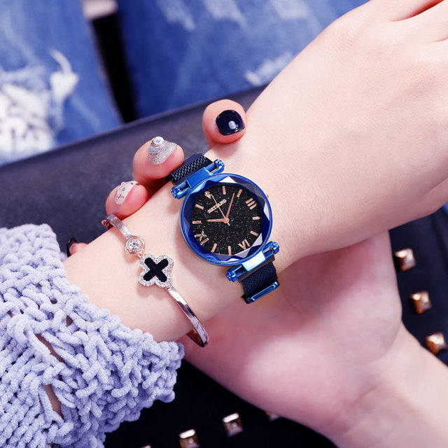 Luxury Wrist Watch Women Watches Ladies 2019 New Stainless Steel Quartz Watch For Women Clock Female Wristwatch Hours With Gift