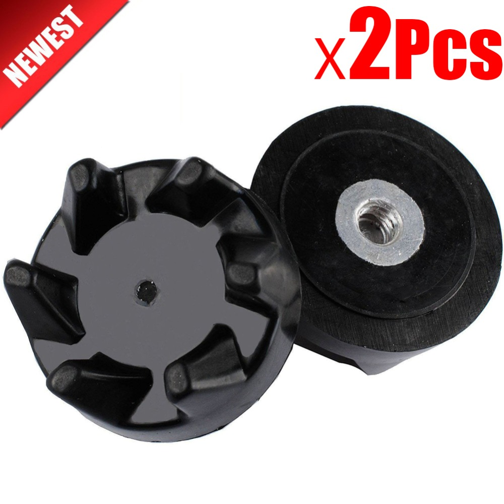 2Pc Top Quality 9704230 Blender Spare Parts Coupling Coupler For KitchenAid 9704230 AP2930430 PS401661 Blender Replacement Parts
