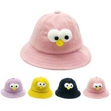 Lindo recién nacido niños bebé sombrero niño niña verano suave algodón  pescador sombrero Invierno Caliente Cap sombrero de sol p. b55d2bfbb58