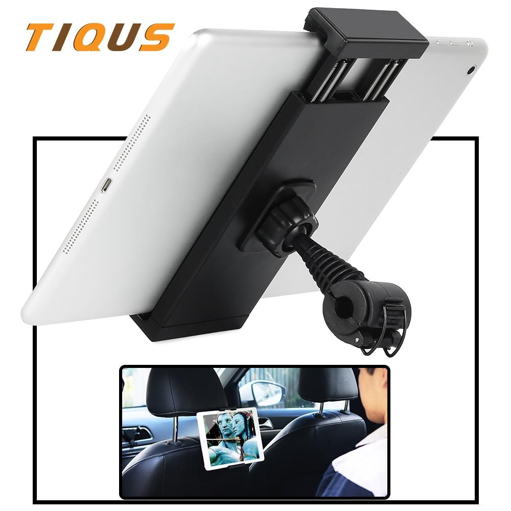 Universal car headrest mount holder back seat car holder hanger for apple ipad 3 4 air