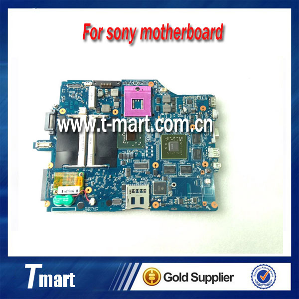 100% Original laptop motherboard for sony MBX-165 motherboard fully Tested