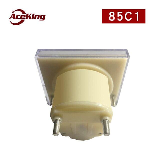 85C1 corriente directa amperímetro mecánico medidor de corriente directa medidor analógico la cabeza 50 100, 200 500MA 1A 2A 5A 10A 20A