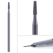 1PC Cuticle Clean Nozzle Bit Nail Drill Milling Cutter For Art Electric Manicure Machine Burr Pedicure Tools