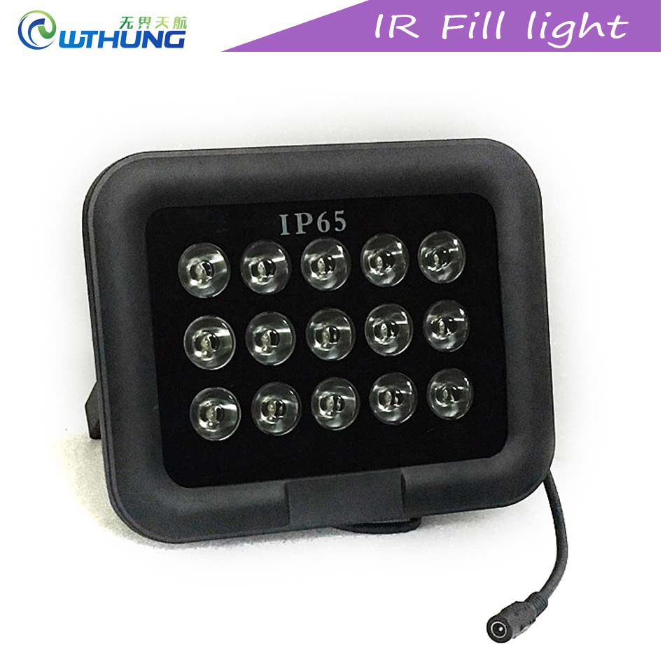 IR Led Fill light Array lamp 30M Distance infrared Night vision illumination Outdoor Water-proof IP-67 for CCTV AHD/IP Camera 3 led ir array 24mil light night vision board monitoring infrared light board for cctv cmos ccd security ip network ahd camera