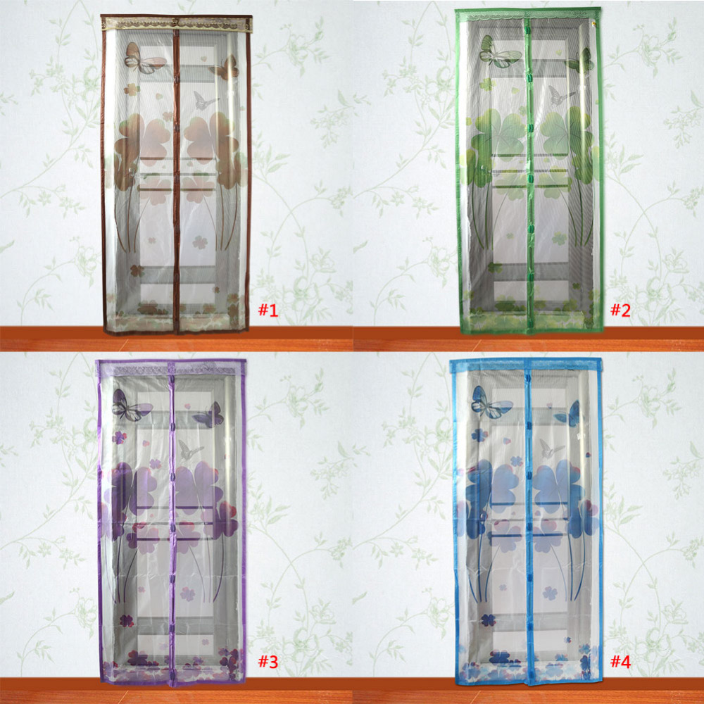 Magnetic Curtains For Doors High Quality Mosquito Net For Doors Promotion Shop For High