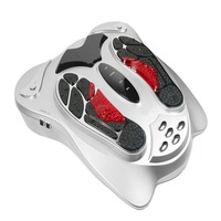 Electric Antistress Foot Massager Vibrator Foot Massage Machine Infrared Foot Care Device With Heating & Therapy