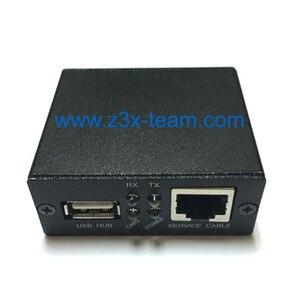 Image 1 - 100% Original Z3x pro set box para la activación de Sam & Lg with50 cable set reparación flash de desbloqueo dañado IMEI, SN, Bluetooth etc
