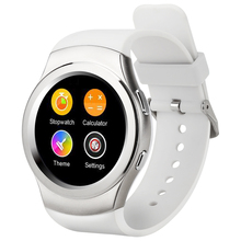 sizzling vogue males/ladies sport G3 Bluetooth good watch Assist SIM/TF Card Heartrate monitor MTK2502C for Apple Iphone IOS Android