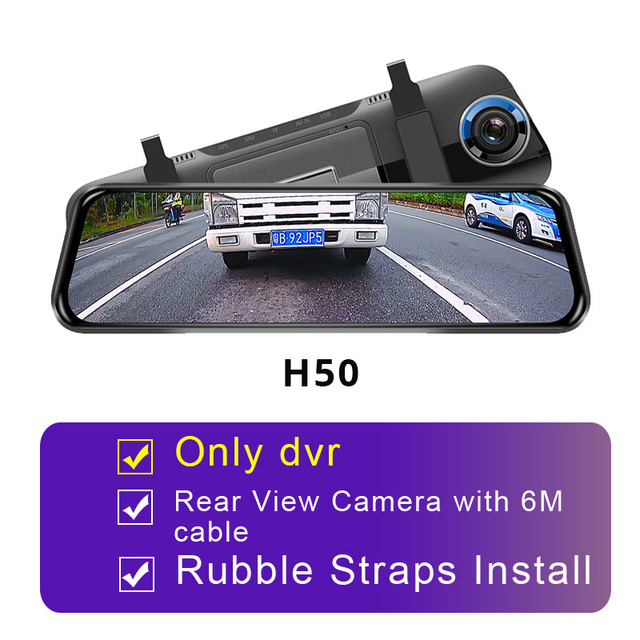 Phisung 4G Streaming Android Car DVR Special 10