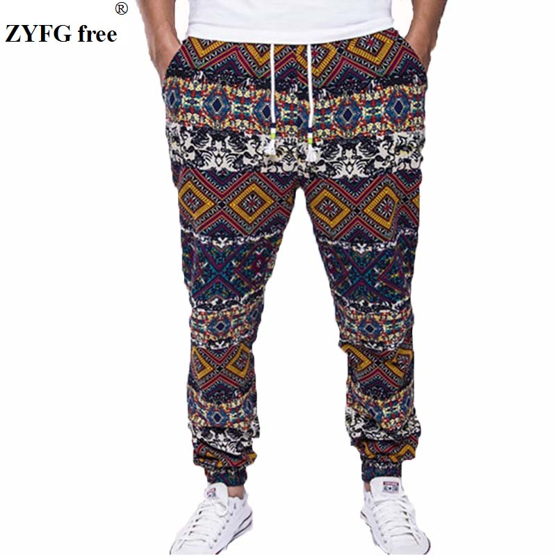 New Men's Casual Style Cotton Linen Lounge Pants Men Jogger Fashion Fitness Workout Pants Sweatpants Trousers Colour