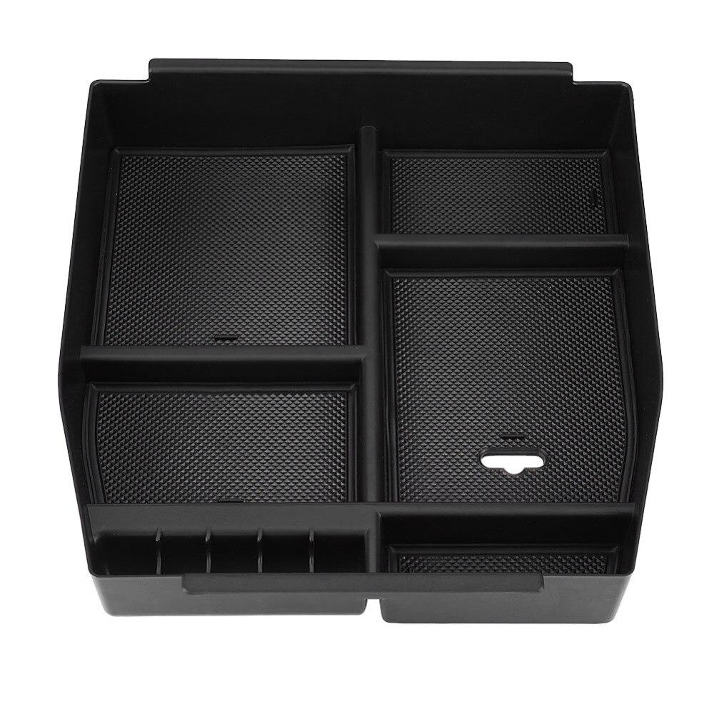 Acheter ABS En Plastique De Voiture Center Console Intérieur Accoudoir Boîte De Rangement Organisateur Plateau 33*29*6 cm/12.9 ''* 11.4'' * 2.36'' de center console fiable fournisseurs