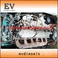 Для Грузовиков Fuso 6D16 двигатель в сборе с коробкой передач Non-turbo тип