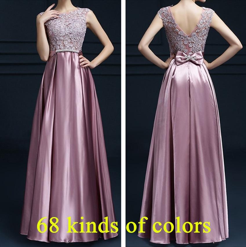 Famoso Satinado Vestido De Dama De Color Púrpura Viñeta - Colección ...
