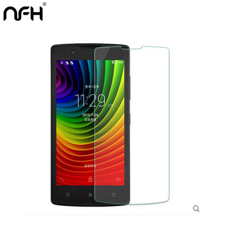 Toq Quality 0.3mm 9H 2.5D Explosion Proof Protective Film For Lenovo A2010 Tempered Glass Screen Protector-in Fitted Cases from Cellphones & Telecommunications