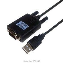 USB к RS232 мужской COM последовательный порт можно крепить любые приспособления: PDA 9Pin DB9 Серийный адаптер конвертер gps FTA кабель + компакт-диск с драйверами-с чипсетом