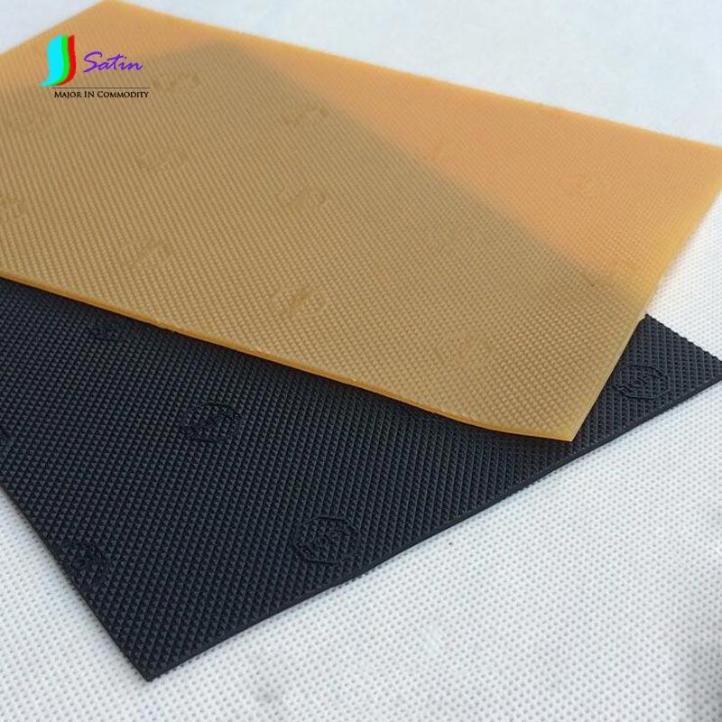 diy handwerk puppe hochzeitsschuhboden sohlen gummi sehnen material mit gelb braun und schwarz. Black Bedroom Furniture Sets. Home Design Ideas