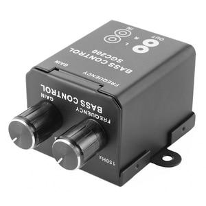 Auto Car Remote Amplifier Subw