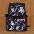 Japan Anime Black Deacon Nylon Backpack School Bags For Teenagers Girls 2016 Student Bag Mochilas Escolares Para Adolescentes