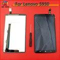 6.0 дюймов Жк-Экран Для Lenovo S930 Жк-Дисплей С Сенсорным Экраном Дигитайзер Ассамблеи + Инструменты, Бесплатная Доставка