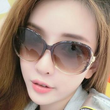75e2ede3f8 2019 Qigge las mujeres diseñador de la marca gafas de lujo ojo desgaste  Marco de diamantes de imitación elegante señoras gafas de sol UV 400 mujer  gafas de ...