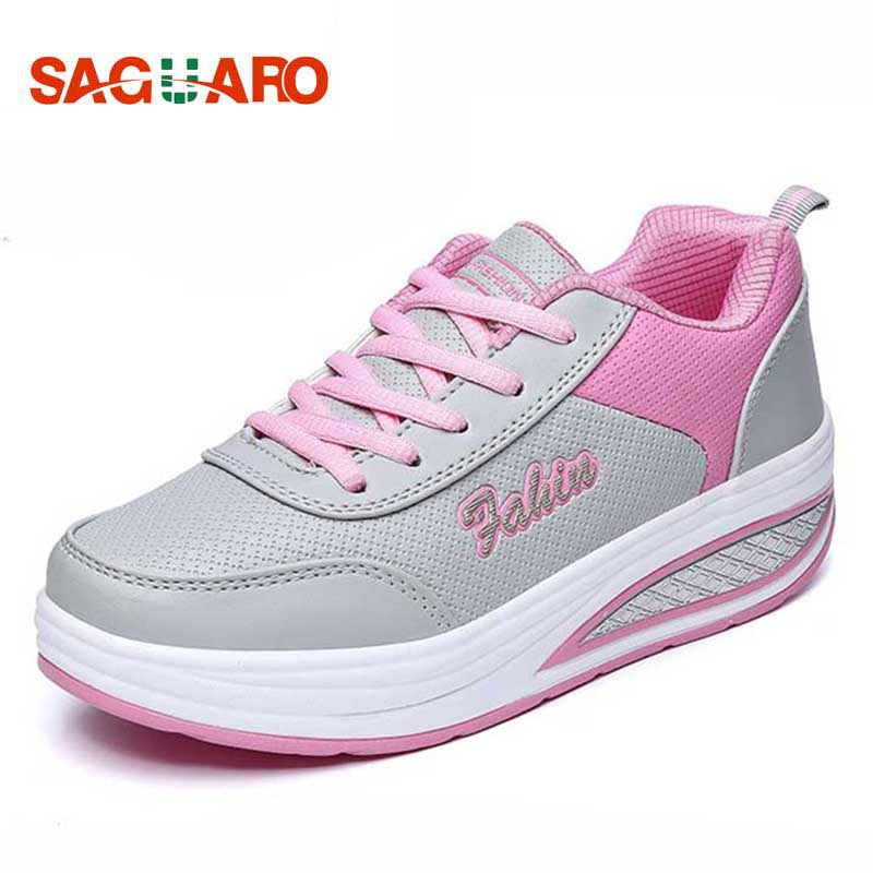 2019 Running Shoes For Women Light Sport Shoes Summer Sneakers Athletics Running Shoes Training Shoes Zapatillas cross training shoes walking arder shoes for women leather sport shoes soled sneakers allmatch students flat shoes fitness
