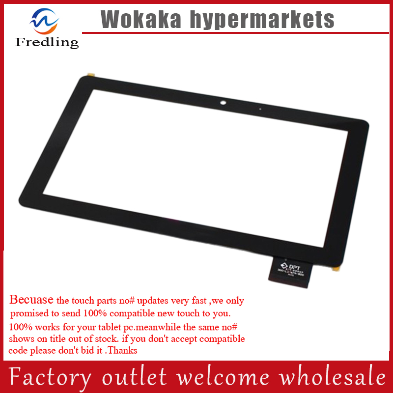 New 7 300-L3867A-B00 touch screen Digiziter for tablet Wexler Tab 7i Glass Sensor Replacement Assembly Free Shipping touch screen replacement module for nds lite
