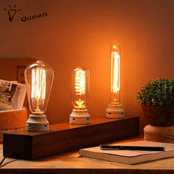 Vintage light blub e27 220v edison lamp 40w lampada pendant lights incandescent bulb retro lamp home.jpg 250x250