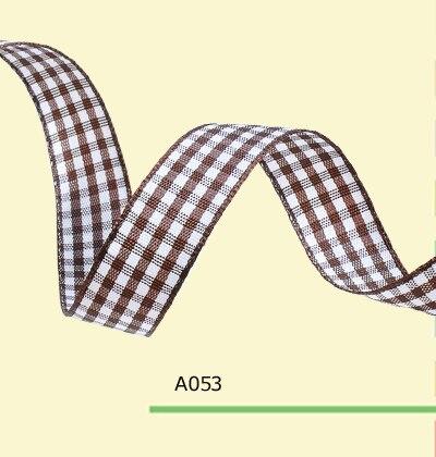 1 1 2 inch 38mm font b tartan b font ribbons
