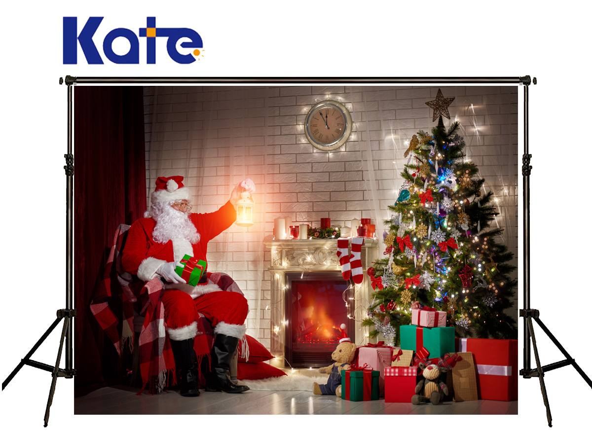 KATE 8x10ft Photography Backdrops Christmas Backdrop Fundo Fotografico Para Estudio Newborn Backgrounds for Photo Studio photography backdrop brick roof 5x7 newborn rainbow flags on top custom background backdrops fundo fotografico para estudio