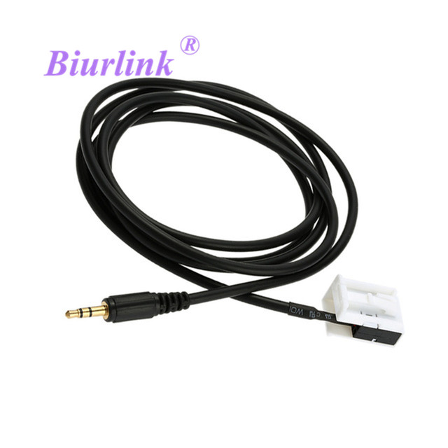 Coche Aux de 3,5 MM Cable de MP3 adaptador de Audio para Peugeot 307, 308, 408, 407, 507 Sega triunfo Citroen C5 C2 RD4