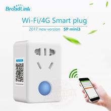 2017 Original Broadlink SP mini mini3 Wifi/4G Wireless Remote Control Plugs Sockets Smart Home Similar Kankun ORVIBO