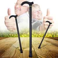 Aluminium Alloy Ultralight Walking Stick Adjustable Walking Cane For Elderly #8