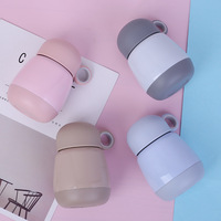 Cute Mini Thermos Cup Stainless Steel Kid Thermos Bottle For Water Thermo Mug Cute Thermal Vacuum