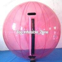 Бесплатная доставка 2018 надувные надувной шар для ходьбы по воде водный мяч водный шар Zorb надувной Human Hamster Пластик