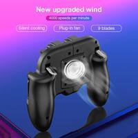 Per PUBG Mobile Gamepad Delle Cellule Del Telefono Mobile di Controllo Joystick Gamer Gioco per Android Pad L1R1 Controller Per IPhone del dispositivo di Raffreddamento Ventola Di Raffreddamento