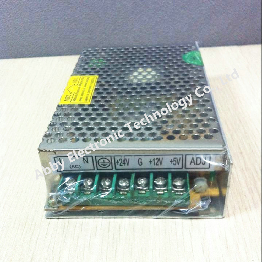 AC 110-220 V כדי DC 24 V 1.5A 12 V 3A 5 V 6A אורות מיתוג אספקת חשמל מצב Ultra דק אספקת חשמל