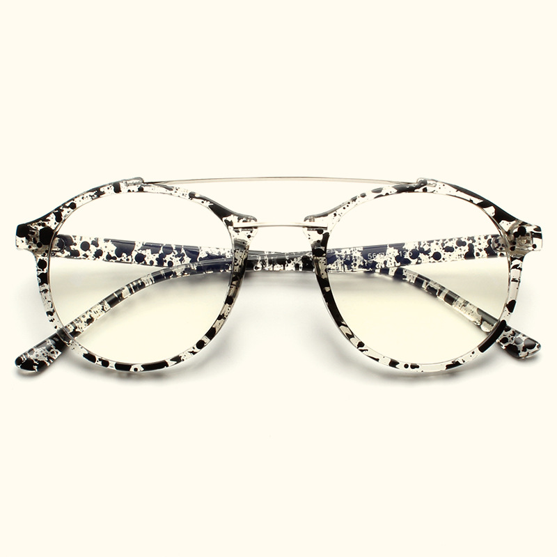 Hotony Spectacle Frame Women Eyeglasses Prescription Optical For Male Or  Female Eyewear Colorful Lens Glasses Frame N247