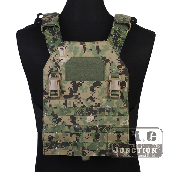 Emerson Tactical Adaptive Plate Carrier APC AOR2 MOLLE Fast Attack Armor Vest Adjustable Lightweight Assault Vest