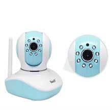 360 Вращение Опеки Младенческой Безопасный Уход Мониторинга Радионяня WI-FI Млн. Высокого разрешения Камеры Беспроводной Мумия Домашнего Использования