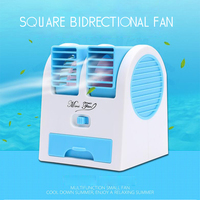 USB COOLER Usb Fan Traveling 2 In 1 Mini Air Condition Air Cooling Summer Fan Energy