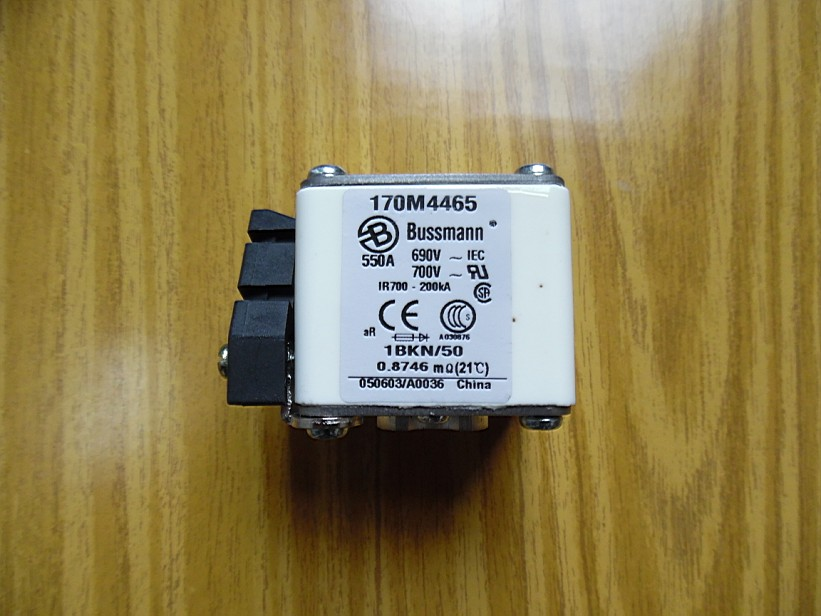 fuse protector  170M4465 550A