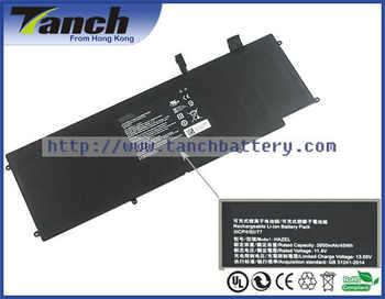 Batterie dordinateur portable 11.4 V 3950 mAh Hazel 3ICP4/92/77 pour les Batteries rechargeables de tablette de carnet furtif de lame de Razer