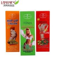 3X Set ORIGINAL Buttocks Lift Tighten Firming Cream Butt Sharp Enlargement Slimming Massage Creams Free Shipping