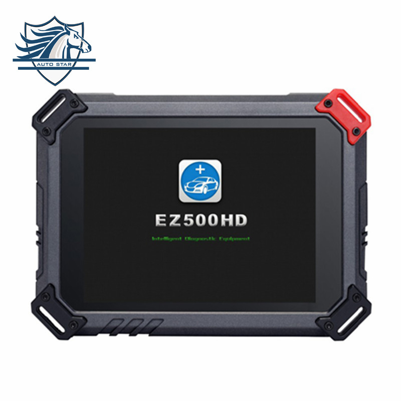 XTOOL EZ500 Heavy Duty Truck Diesel Full System Scanner Professional Truck Diagnostic Tool with Special Function Same As PS80HD