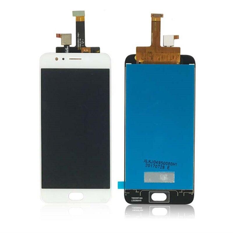 WEICHENG Para UMIDIGI C2 Display LCD Com Digitador Da Tela de Toque 100% Testado LCD Substituição Da Tela Para UMI C2 + Free ferramentas