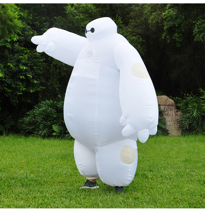 baymax inflatable cosotume_12