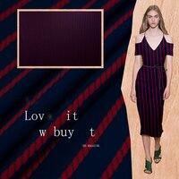 The Fringe Of Campus Wind Cloth Comfortable Skin Dress Dress Shirt DIY Handmade Dress Fabric