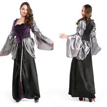Disfraces de Halloween para las mujeres vampiro trajes para las mujeres  trajes atractivos del diablo negro evil Queen Costume pa. 5ba741c2eaf0